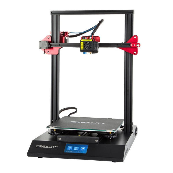 Creality 3D CR-10S Pro DIY 3D Printer Kit 300*300*400mm Printing Size With Auto Leveling Sensor/Dual Gear Extrusion/4.3inch Touch LCD/Resume Printing/Filament Detection/V2.4.1 Motherboard