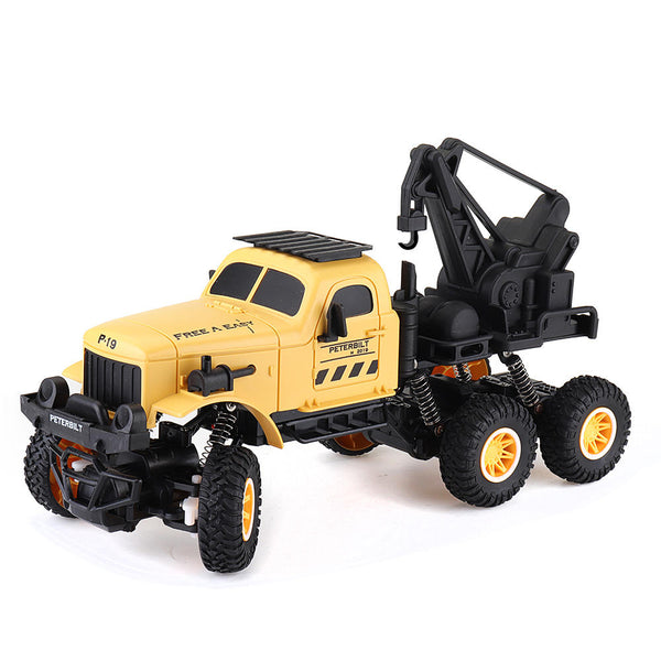 SuLong Toys 194A 1/16 2.4G 4WD Electric RC Car Off-Road Construction Vehicle RTR Model