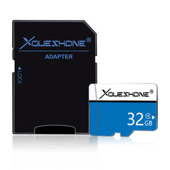 Xoueshone 4GB 8GB 16GB 32GB 64GB 128GB Class 10 High Speed TF Flash Memory Card with Adapter for Mobile Phone