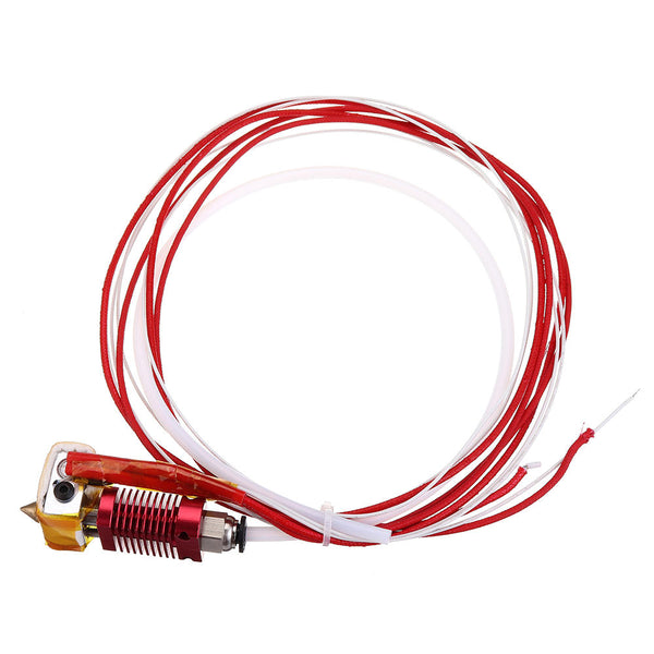 12V / 24V 40W Extruder Hot End Kit 1.75mm 0.4mm Nozzle For Creality 3D CR-10 3D Printer