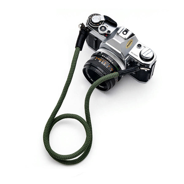 Universal Neck Shoulder Strap Rope Cord Leather Camera Neck Wrist Straps