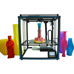 TRONXY X5SA-400 DIY 3D Printer Kit 400*400*400mm Large Printing Size Touch Screen Auto Leveling