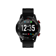 Bakeey Real Full Touch Screen Real-time ECG Heart Rate O2 Test Alipay Quick Release Strap Smart Watch