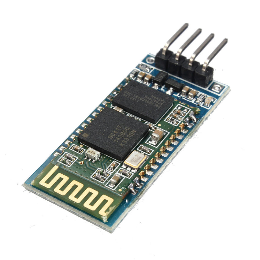 Geekcreit HC-06 Wireless bluetooth Transceiver RF Main Module Serial Geekcreit for Arduino - products that work with official Arduino boards