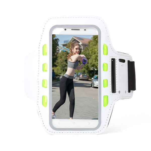 Sport Running Armband Case Jogging Gym Arm Band Pouch Phone Bag for 4.0-6.5 Inch Smart Phone