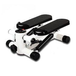 Multifunctional Fitness Equipment Steppers Leg Step Fitness Machine With Handle Bar And LCD Monitor