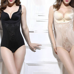 Women Shapewear Postpartum Shaping Panties Slimming Underwear Waist Abdomen Body Suit Ultra-Thin Seamless Body Shaping