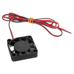 TEVO 40*40*10mm 12V DC Brushless 4010 Cooling Fan With 100mm Cable For 3D Printer