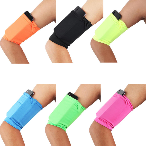 Bakeey Men and Women Comfortable Phone Arm Bag Exercise Arm Sleeve Running Sport Armband for Cellphone