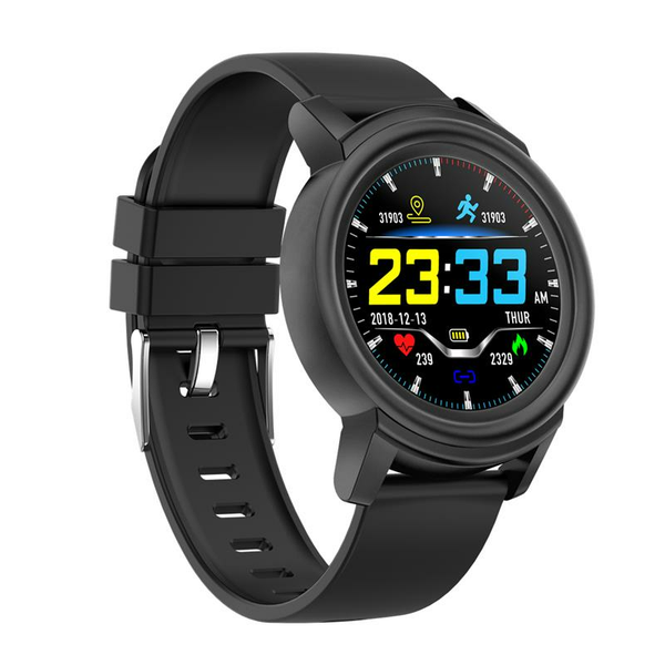 Bakeey NY01 1.3' Full HD IPS Circular Screen HR Monitor Multi-language Sport Mode Fitness Tracker Smart Watch