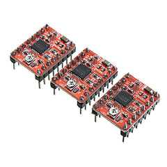 Geekcreit CNC Shield V4+ With Nano 3.0 A4988 Stepper Motor Driver Board For Arduino - products that work with official Arduino boards