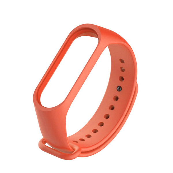 Bakeey Silicone Replacement Watch Band for Xiaomi Mi Band 4 Smart Watch