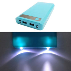 Bakeey Type C USB Input Port 8 x 18650 2000mA LED Display Power Bank Case For iPhone X XR XS Xiaomi Mi9 HUAWEI P30 S10