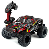 Flytec 8897 1/12 2.4G 4WD 35km/h Rc Car Big-Foot Pick-Up Off-Road Truck RTR Toys