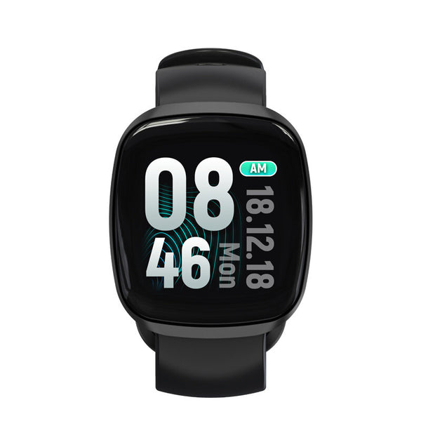 Bakeey GT103 Full Touch 2.5D Screen Ultra-thin Dial Case HR Blood Pressure Oxygen Monitor Smart Watch
