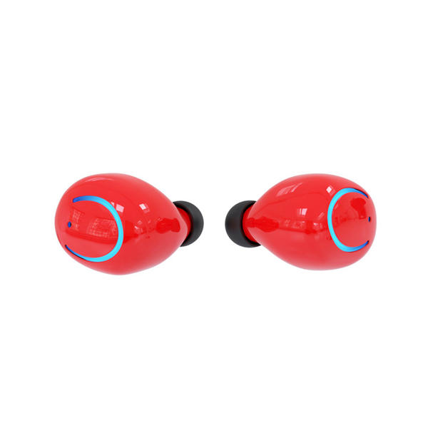 [Truly Wireless] HBQ Q18 bluetooth Earphone With 650mAh Charger Box Noise Cancelling Sweatproof