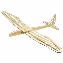 Upgraded Sunbird V2.0 1600mm Wingspan Balsa Wood RC Airplane KIT