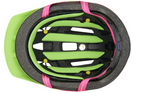 Casque Specialized Shuffle Youth LED - Slime rose/acide