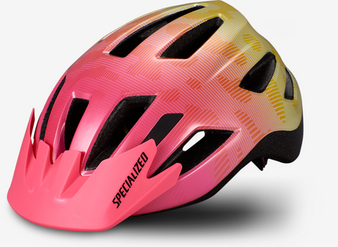 Casque Specialized Shuffle Youth - Jaune/Rose