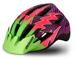 Casque Specialized Shuffle SB - Monster Green/Acid Pink Lightning