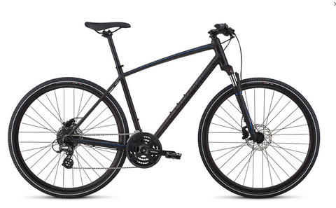 Specialized CrossTrail - Hydraulic Disc (Satin Black/Chameleon/Nearly Black)