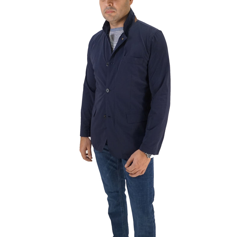 Barnum - All Weather Travel Blazer - Navy