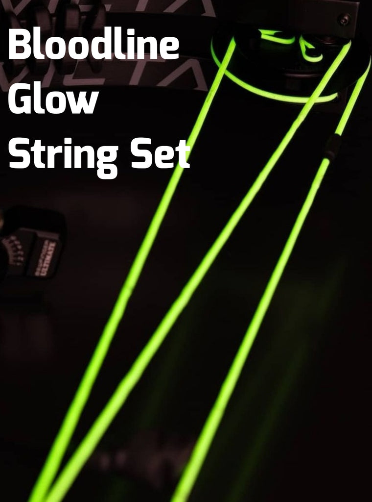 Glow in the dark string set (bloodline)