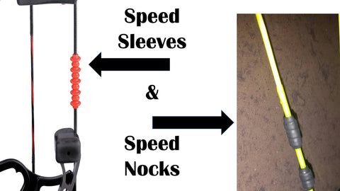 Speed Sleeves & Speed Nocks