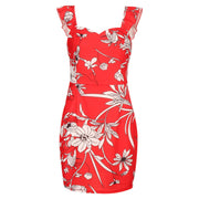 Women Sleeveless Summer Bandage Dress