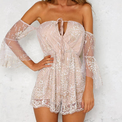 Women Sexy Playsuit
