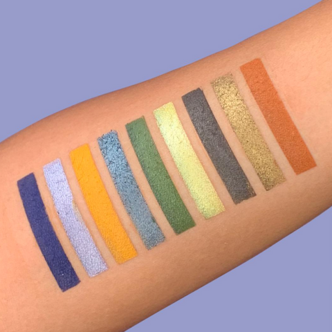 The Impressionism + Van Gogh Palette Curation - Musée Beauty