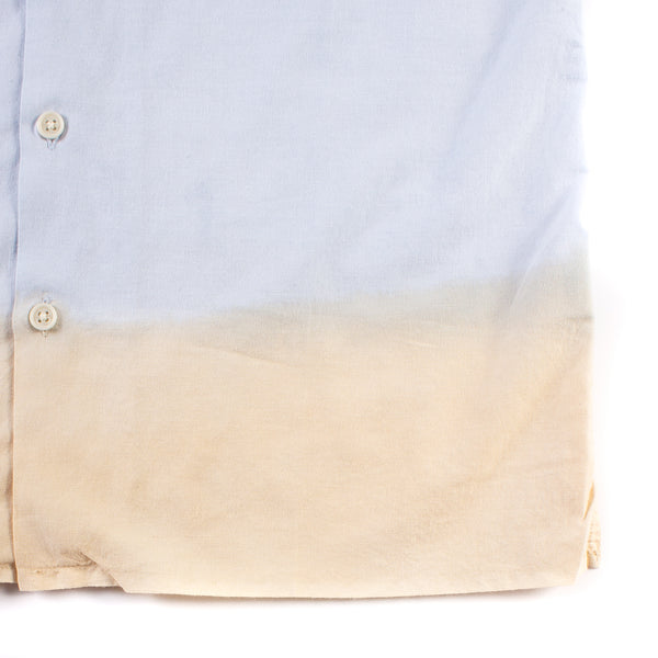 Camp Shirt - Hand Painted Selvedge