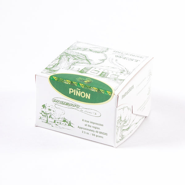 Incense x 40 Bricks - Pinon