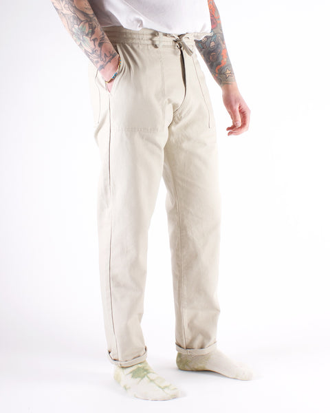 Bankview Easy Pant - 9.5oz Almond Canvas
