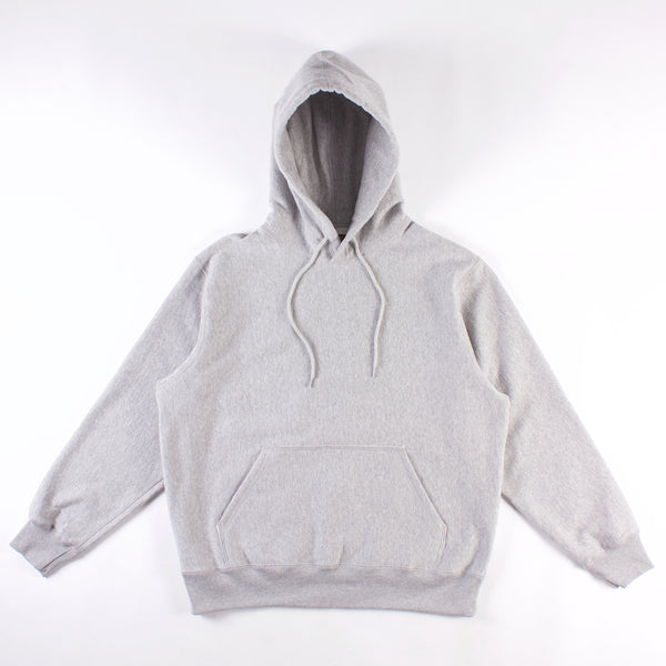 Erlton Hoodie - Heather Grey