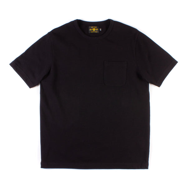 Wildwood Pocket Tee 2 Pack - Black