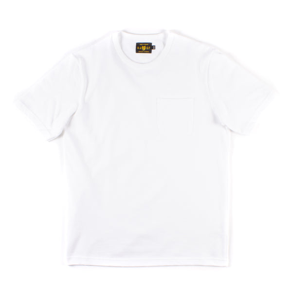 Wildwood Pocket Tee 2 Pack - White