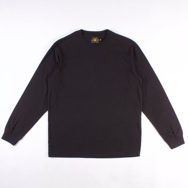 Mission Long Sleeve Tee - Black