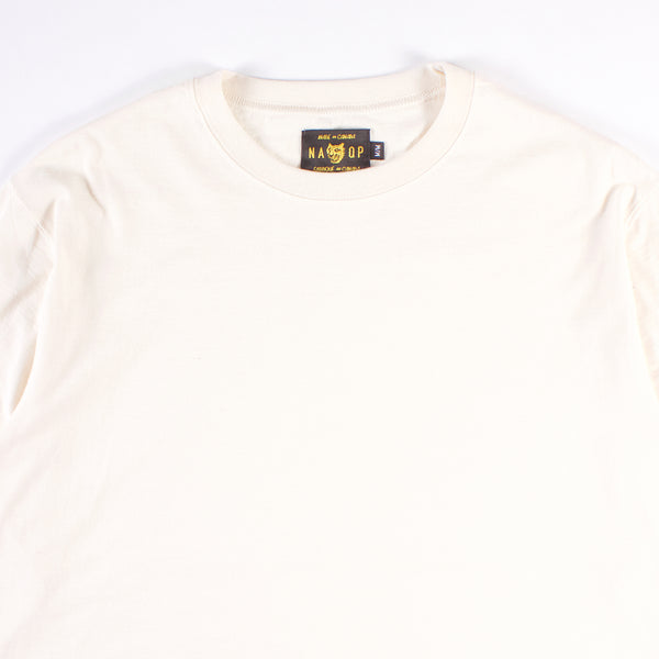 Mission Long Sleeve Tee - Off White