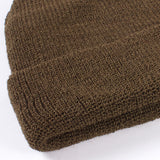 Garrison Wool Watch Cap - Olive