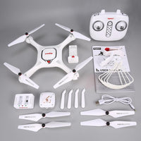 Syma X25 PRO 2.4G GPS FPV  Drone 720P HD Wifi Adjustable Cam Altitude Hold