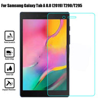 9H Tempered Glass Protector Guard For Samsung Galaxy Tab A 8.0 (2019) T290/T295 tablet case gift Tablet shell Shockproof case