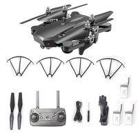 CS-7 GPS 2.4G Foldable Drone With 1080P WiFi Camera Aircraft Headless Mode