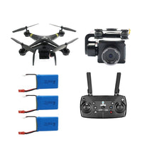 GW168 GPS Drone w/ 1080P Wide-Angle Camera WiFi FPV Altitude Hold Long Time Flying