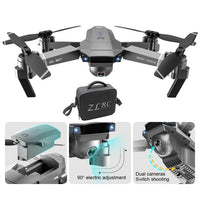 SG907 GPS Drone with 1080P HD Dual Camera WIFI FPV RC#G20