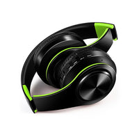 AYVVPII player bluetooth headset w/ mic wireless stereo music for Iphone Samsung sports