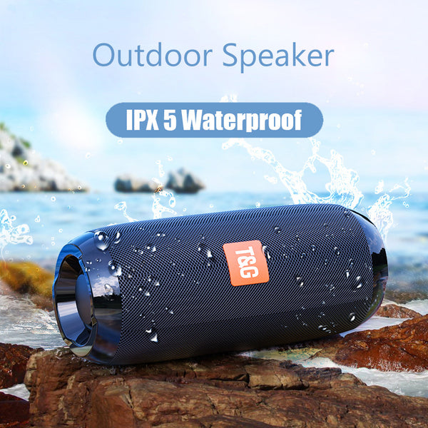 Portable Bluetooth Speaker 20w Wireless Bass