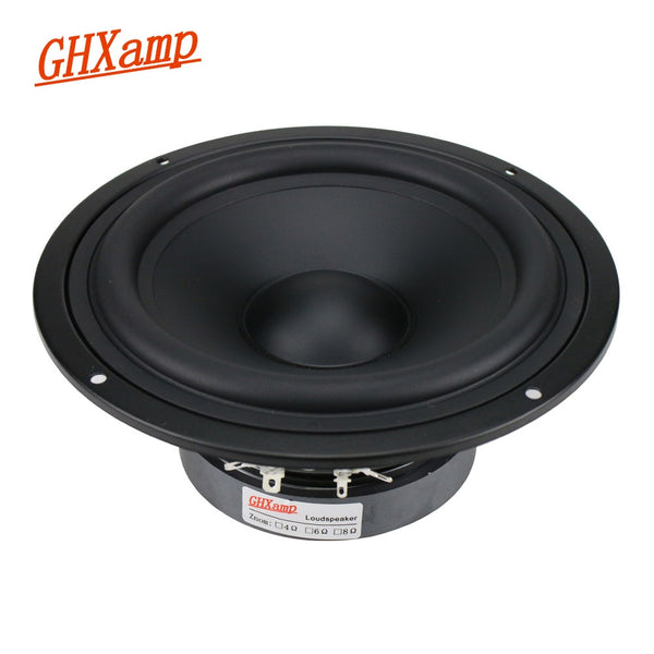 GHXAMP 7 inch Mid Bass Speaker Unit 8ohm 130W HIfi