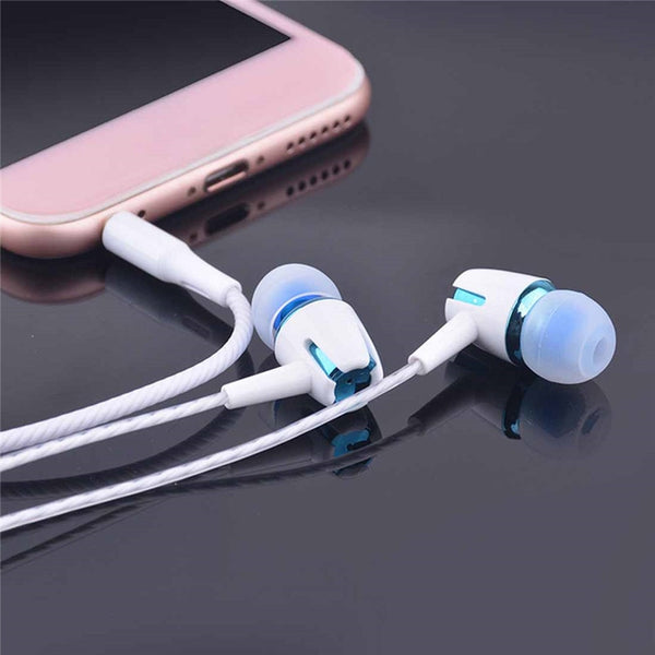 Wired Earbuds E18 Adjustable volume pause/play For Huawei Honor 3.5mm for xiaomi redmi