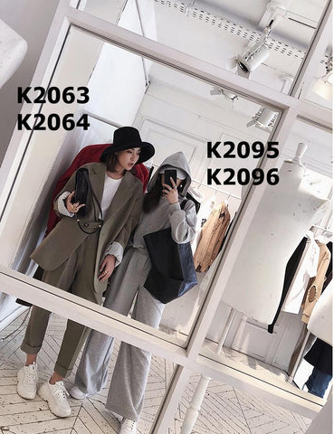 K2064 Narrow pants